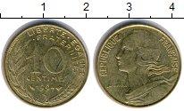 Изображение Дешевые монеты Не определено 10 сантим 1994 Медь XF