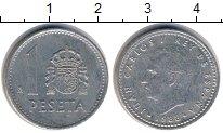 Изображение Дешевые монеты Не определено 1 песета 1983