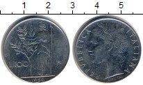 Изображение Дешевые монеты Не определено 100 лир 1956