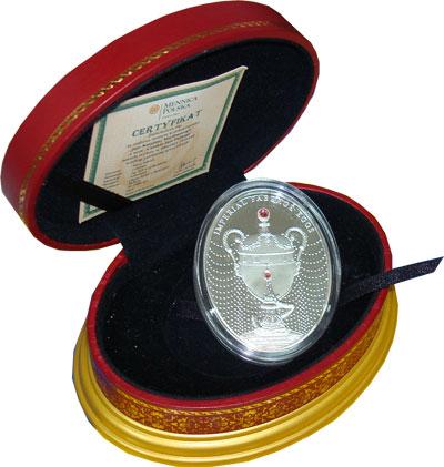 Изображение Подарочные монеты Новая Зеландия Ниуэ 2 доллара 2011 Серебро Proof