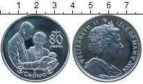 Изображение Монеты Остров Мэн 1 крона 2006 Серебро Proof- Елизавета II