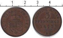 Изображение Монеты Германия Пруссия 2 пфеннига 1873 Медь XF