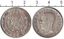 Изображение Монеты Европа Швеция 1 крона 1939 Серебро VF