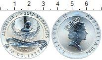 Изображение Монеты Австралия 10 долларов 1994 Серебро Proof-