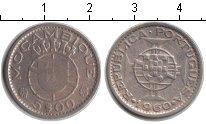 Изображение Монеты Африка Мозамбик 5 эскудо 1960 Медно-никель