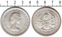 Изображение Монеты Родезия 1 крона 1953 Серебро XF