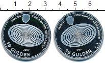 Изображение Монеты Нидерланды 10 гульденов 2000 Серебро Proof-
