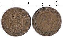 Изображение Дешевые монеты Не определено 1 песета 1963
