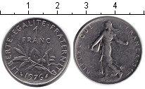 Изображение Дешевые монеты Не определено 1 франк 1976