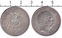 Изображение Монеты Германия Саксония 2 марки 1902 Серебро UNC-