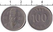 Изображение Дешевые монеты Азия Южная Корея 100 вон 1989