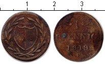 Изображение Монеты Европа Франфуркт 1 пфенниг 1819 Медь VF