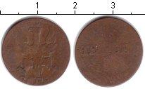 Изображение Монеты Европа Франфуркт 1 геллер 0 Медь