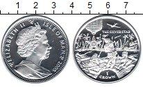 Изображение Мелочь Великобритания Остров Мэн 1 крона 2005 Медно-никель Proof-