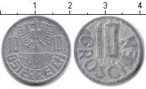Изображение Дешевые монеты Австрия 10 грош 1966