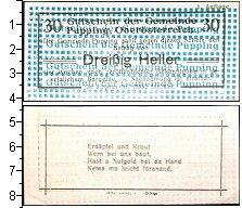 Изображение Банкноты Германия : Нотгельды 30 геллеров 0  XF