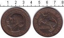Изображение Монеты Германия Вестфалия 10 марок 1921 Медь XF