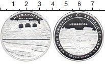 Изображение Монеты Турция 20 лир 2014 Серебро Proof-