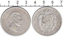 Изображение Монеты Германия Брауншвайг-Вольфенбюттель 1 талер 1841 Серебро VF