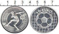 Изображение Монеты Европа Испания 10 евро 2002 Серебро Proof-