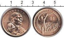 Изображение Мелочь Северная Америка США 1 доллар 2015 Медь UNC
