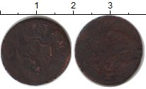 Изображение Монеты Германия Нассау 1 крейцер 0 Медь