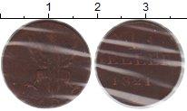 Изображение Монеты Франкфурт 1 геллер 1821 Медь VF