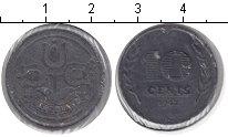 Изображение Монеты Нидерланды 10 центов 1942 Цинк VF