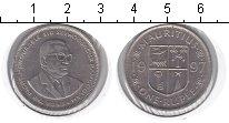 Изображение Монеты Маврикий 1 рупия 1997 Медно-никель XF