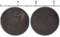 Изображение Монеты Пруссия 3 пфеннига 0 Серебро