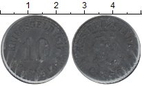 Изображение Монеты Европа Германия 10 пфеннигов 1917  XF