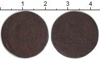 Изображение Монеты Германия Брауншвайг-Люнебург 1 пфенниг 1733 Медь VF