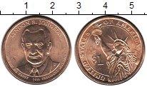 Изображение Мелочь Северная Америка США 1 доллар 2015 Медно-никель UNC-