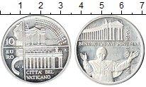 Изображение Монеты Ватикан 10 евро 2006 Посеребрение XF