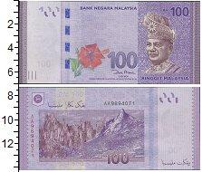 Изображение Банкноты Малайзия 100 рингит 0  UNC