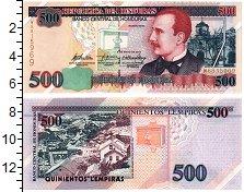 Изображение Банкноты Гондурас 500 лемпир 2010  UNC
