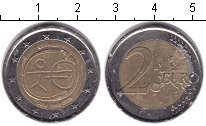 Изображение Монеты Европа Испания 2 евро 2009 Биметалл VF