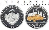 Изображение Монеты Австралия и Океания Палау 5 долларов 2013 Серебро Proof-