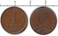 Изображение Дешевые монеты Нидерланды Антильские острова 1 цент 1973  VF