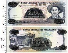 Изображение Банкноты Никарагуа 500000 кордобас 1987  UNC