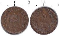 Изображение Монеты Венгрия 2 филлера 1914 Медь