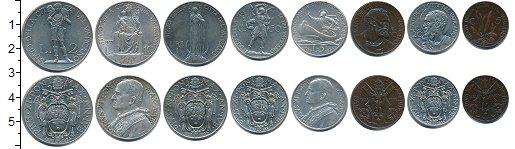 Изображение Наборы монет Европа Ватикан Ватикан 1934 г, 1934  XF