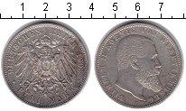 Изображение Монеты Вюртемберг 5 марок 1903 Серебро VF