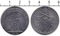 Изображение Монеты Ватикан 2 лиры 1942 Медно-никель XF