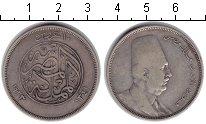 Изображение Монеты Египет 10 пиастр 1923 Серебро XF Фуад