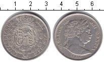 Изображение Монеты Великобритания 1/2 кроны 1816 Серебро XF
