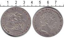 Изображение Монеты Европа Великобритания 1 крона 1820 Серебро VF