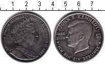 Изображение Монеты Северная Америка Виргинские острова 1 доллар 2003 Медно-никель UNC-