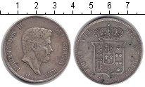 Изображение Монеты Сицилия 120 гран 1846 Серебро VF