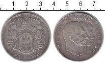 Изображение Монеты Европа Сербия 5 динар 1904 Серебро VF